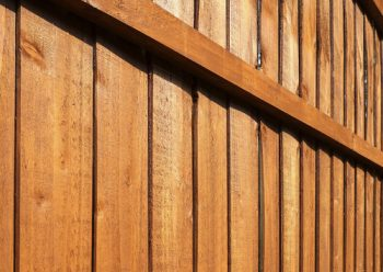 Wood Fence and Gate Staining